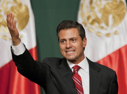 APTOPIX Mexico Elections